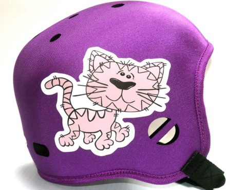 Cat Pink Graphic