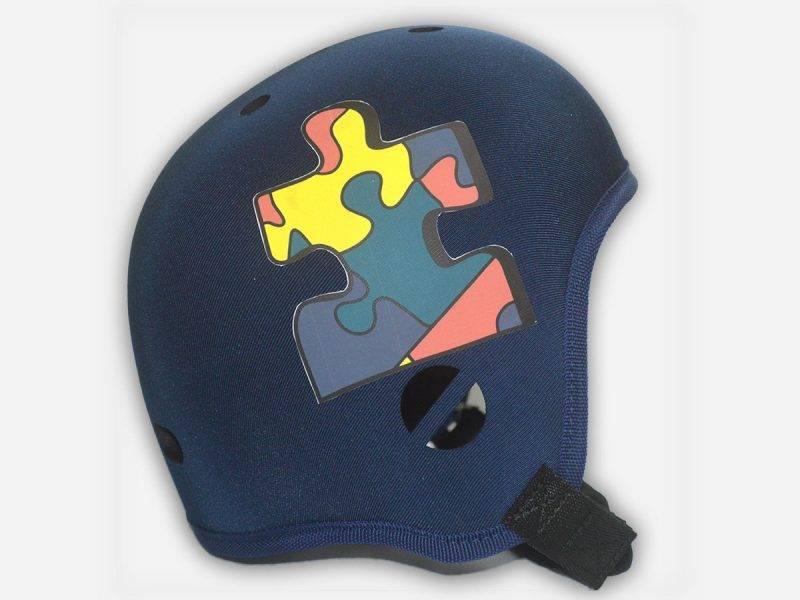 Autism Puzzle Piece Custom