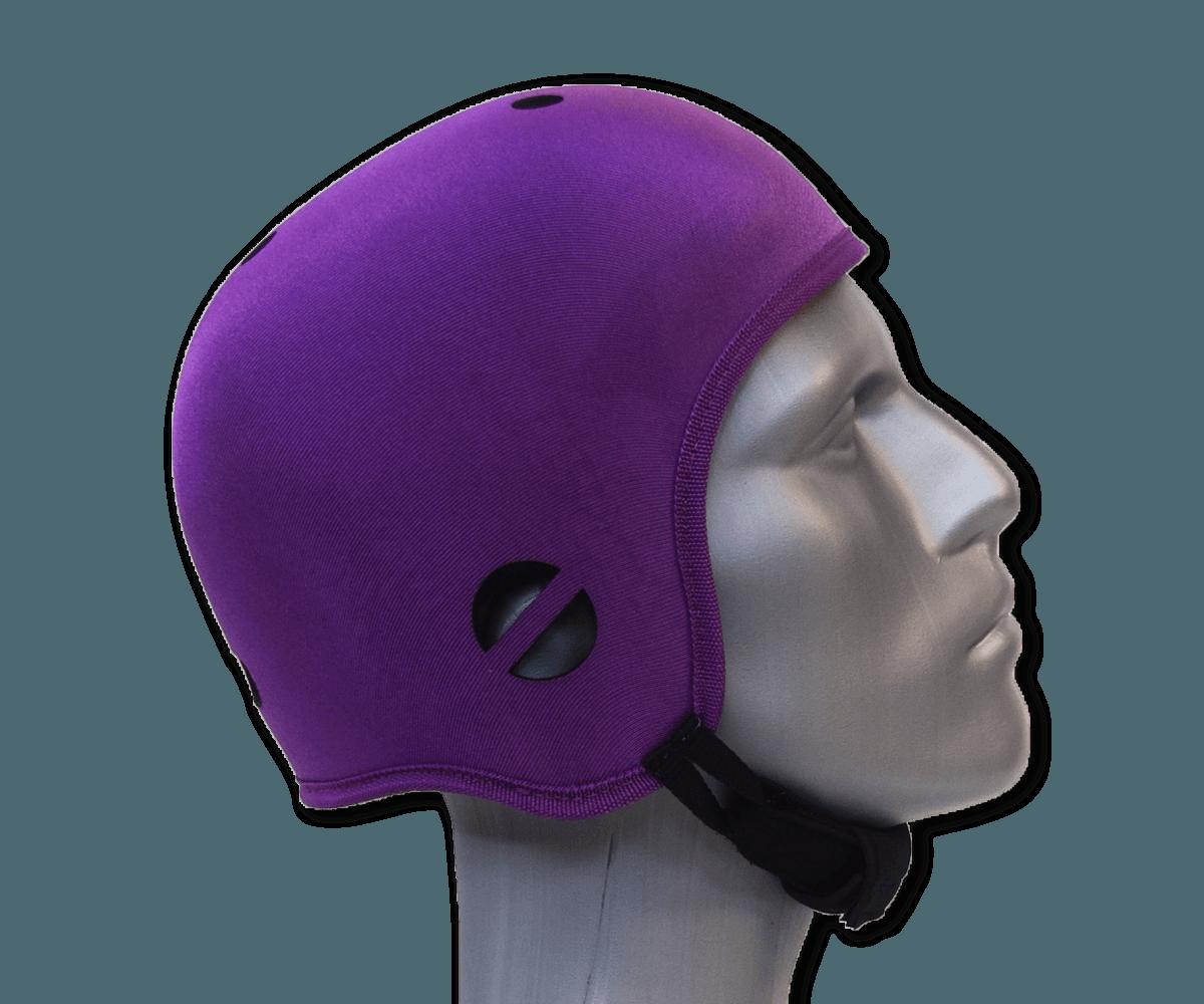 Purple Opti-Cool EVA Soft Helmet - Soft Helmets For Medical 9927c5886